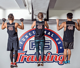 F45 Training Bethesda Maryland - DJ Sway Entertainment